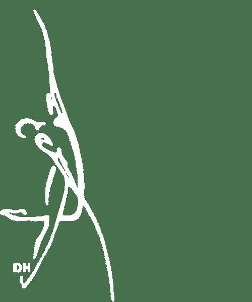 école de danse aix en provence danse harmonie logo